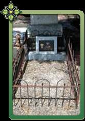 edward joseph graham's grave